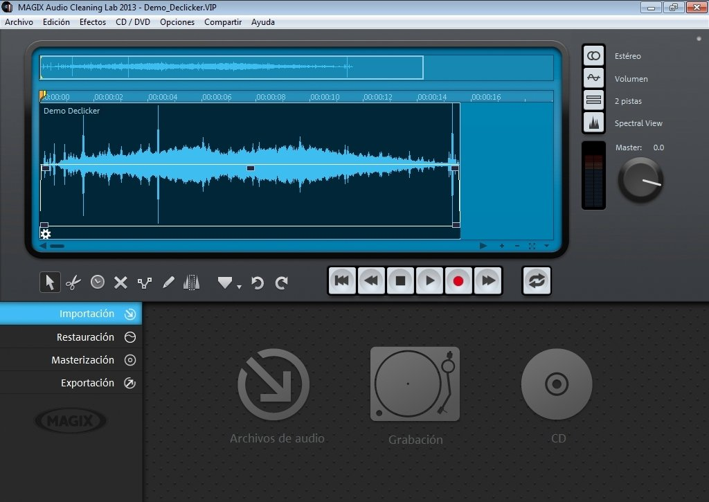 Magix Audio Cleaning Lab image 4