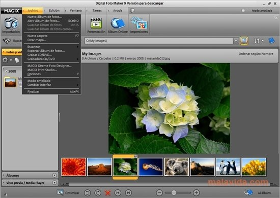 Magix Digital Photo Maker image 5
