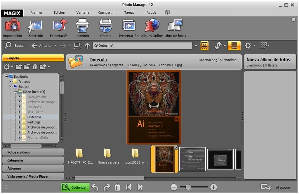 Magix Photo Manager image 5