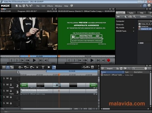 Magix Video image 4
