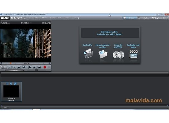 Magix Video deluxe image 6