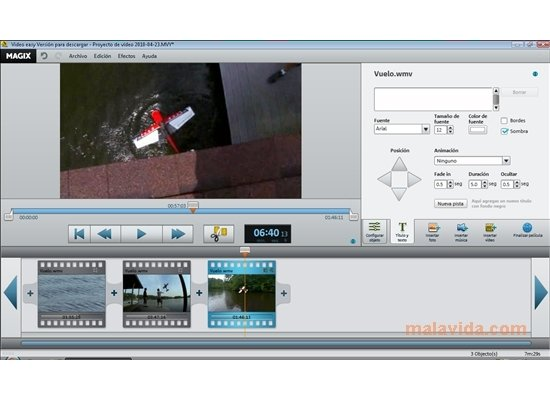 Magix Video easy image 5