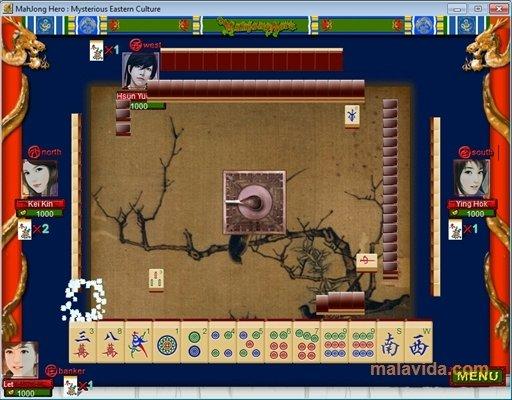 Mahjong Hero image 4