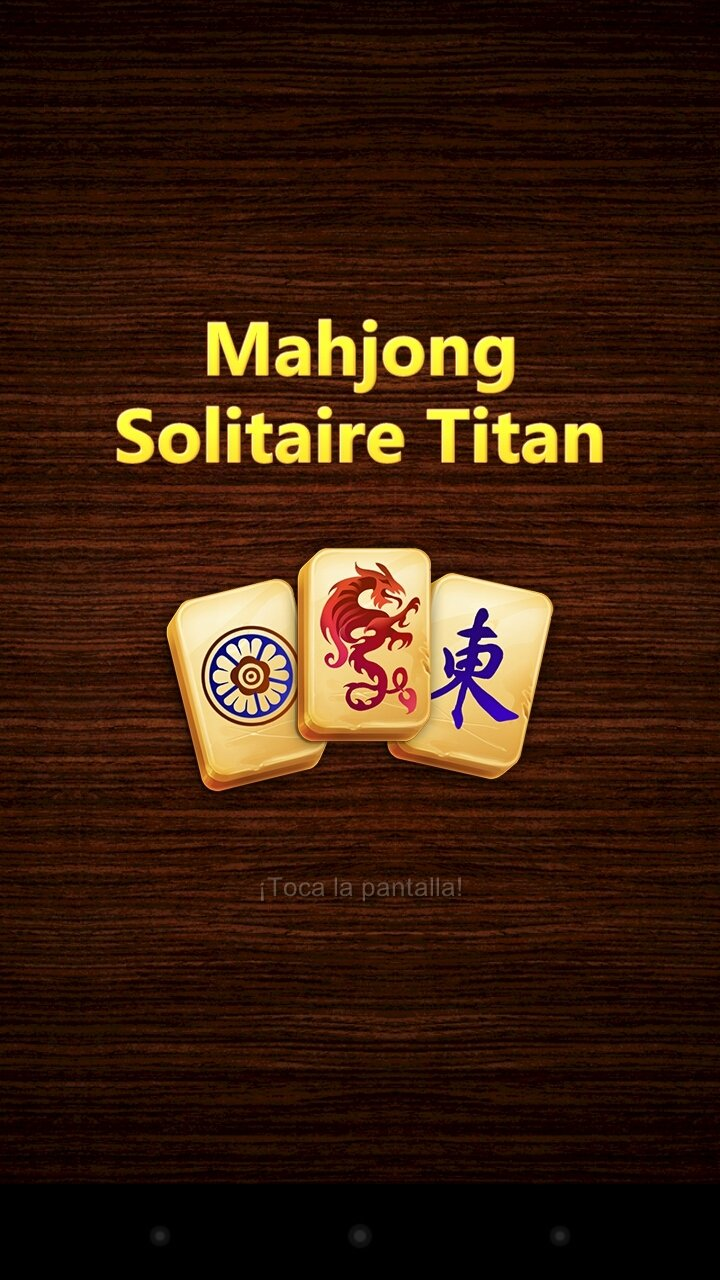 Mahjong Solitaire Titan Android image 7