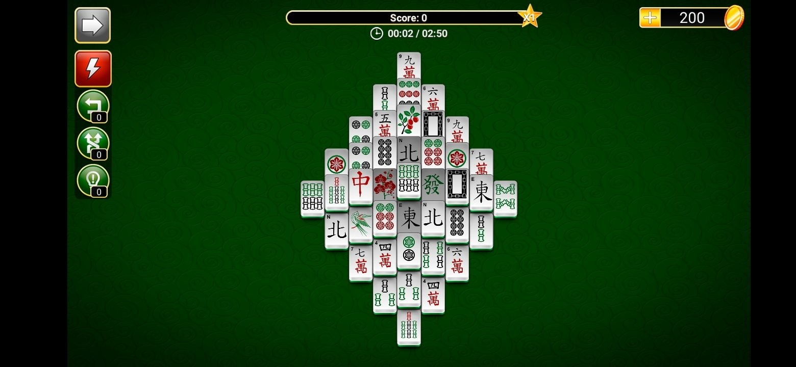 Mahjong Solitaire Android image 5
