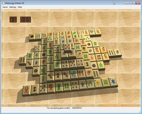 mahjong francais gratuit