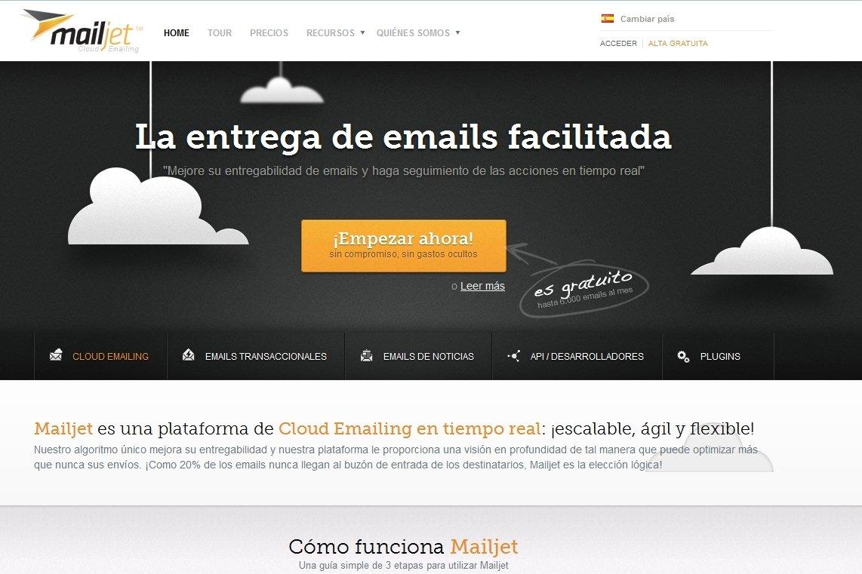 Mailjet Webapps image 5