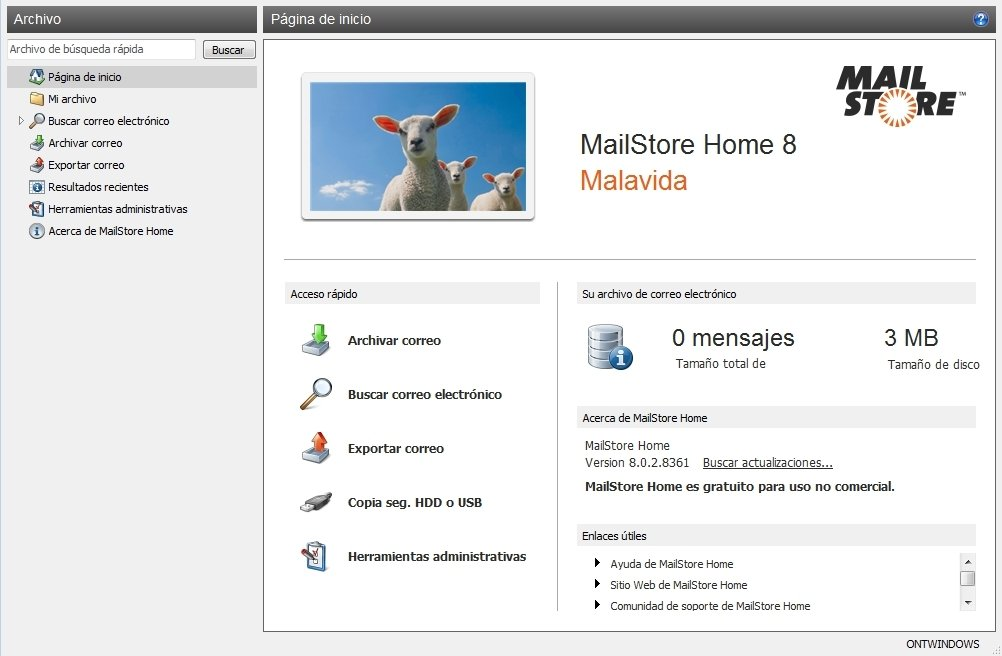 MailStore image 5