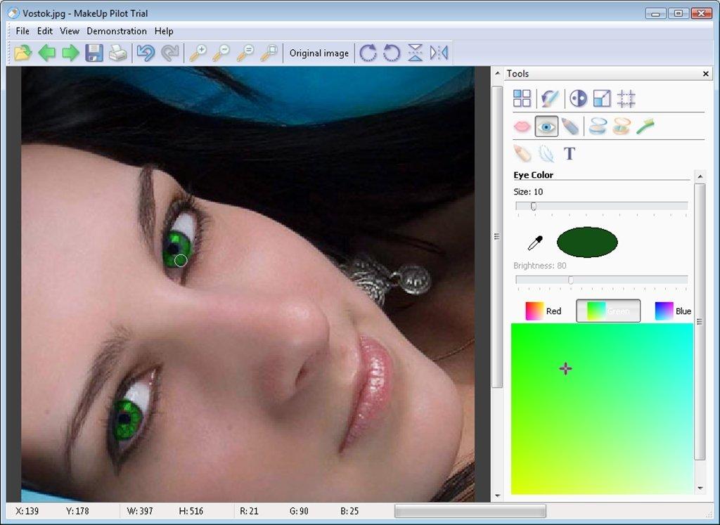 MakeUp Pilot image 4
