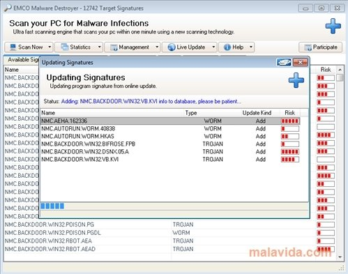 Malware Destroyer image 4
