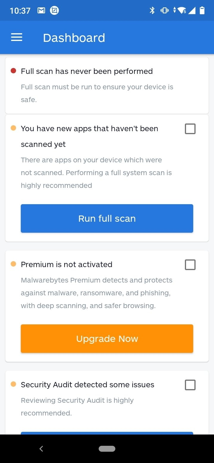 Malwarebytes Anti-Malware 3 7 1 1 - Download for Android APK Free