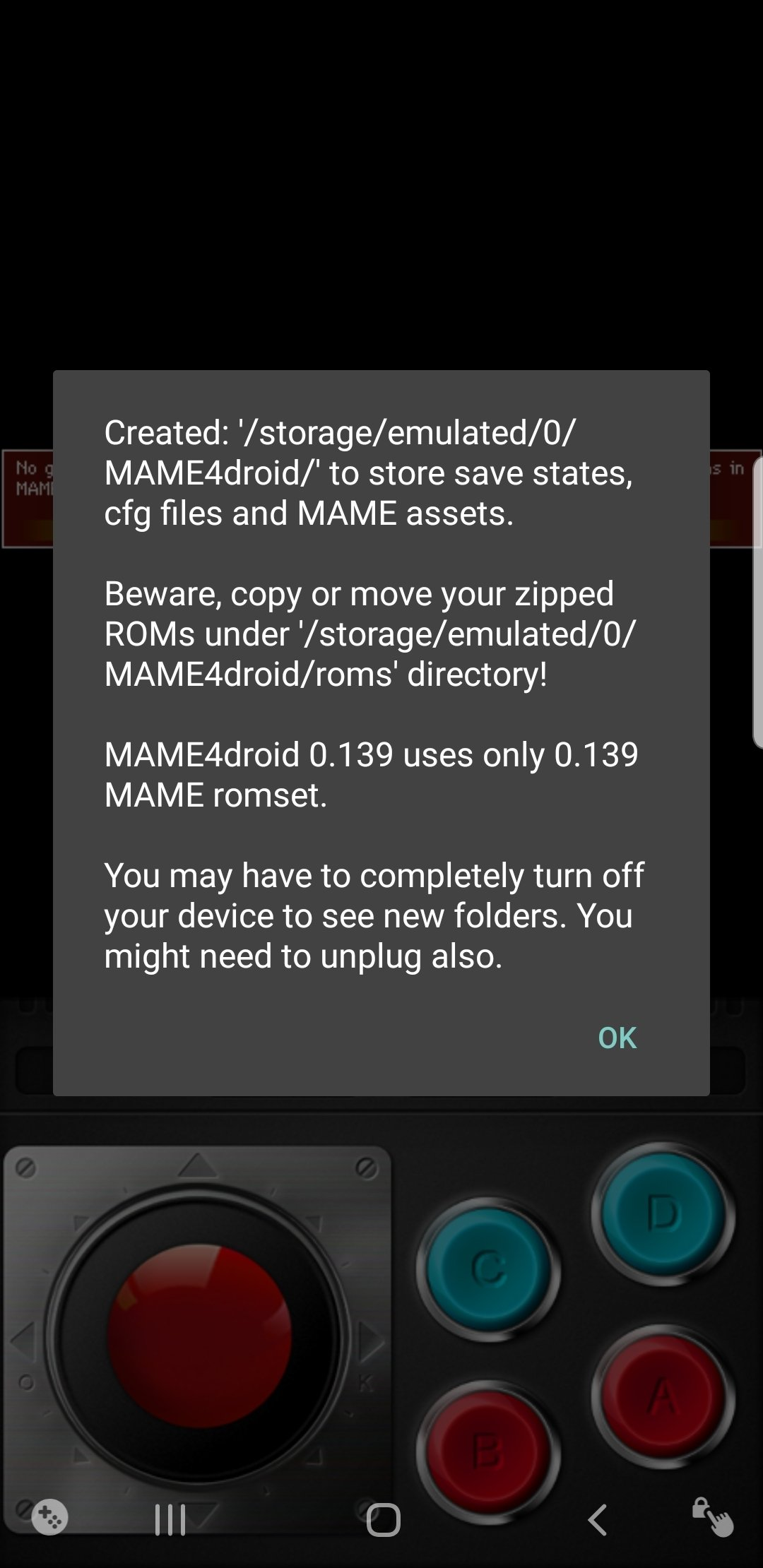 MAME4droid 1 13 - Download for Android APK Free