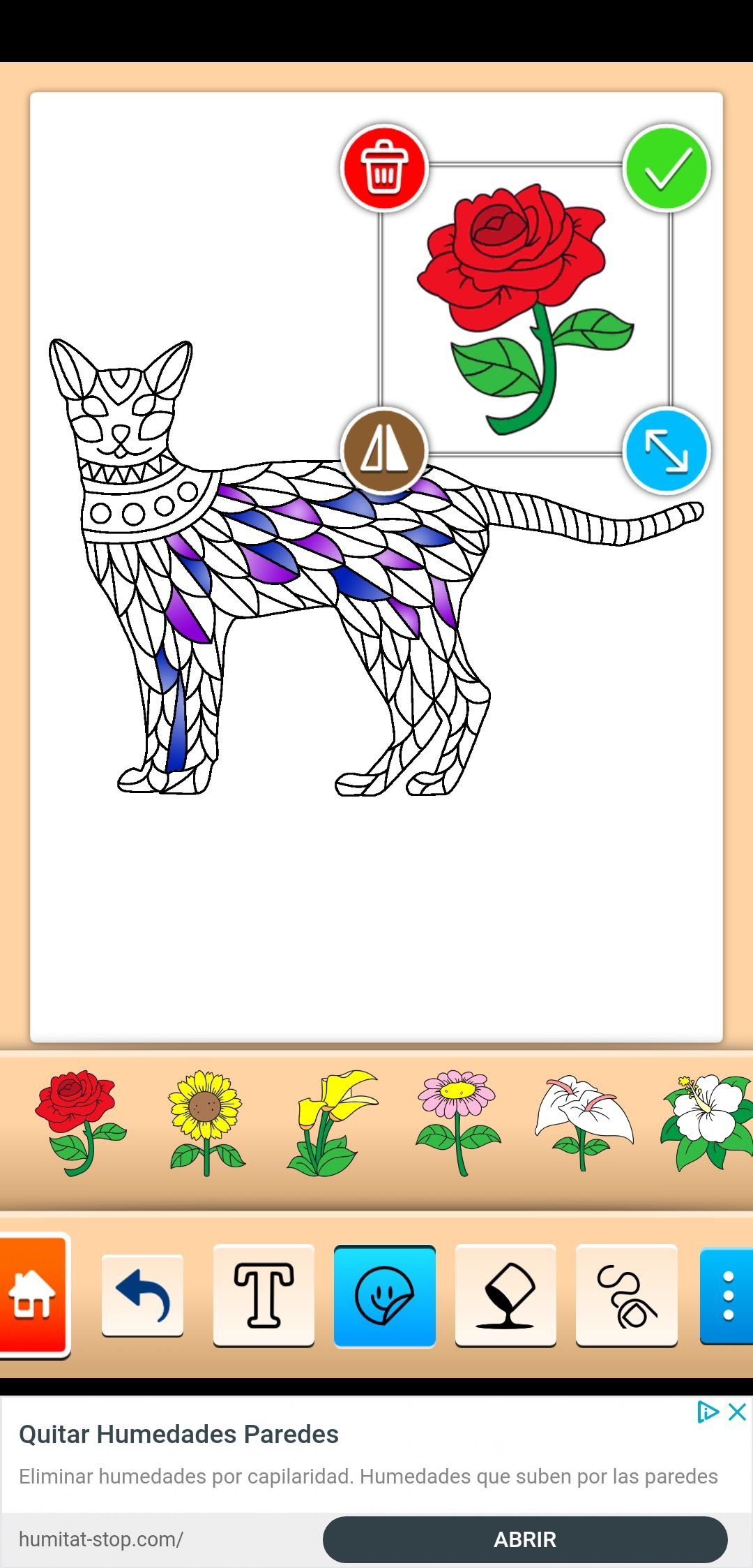 Mandala Coloring Pages 13.0.2 - Download für Android APK ...