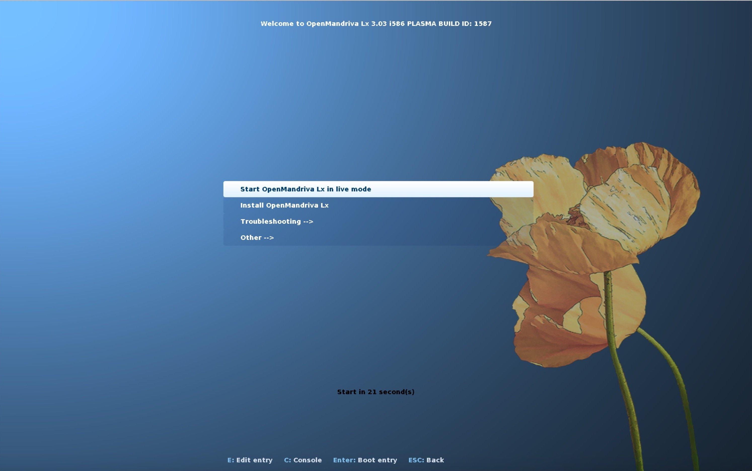 Mandriva Linux image 2