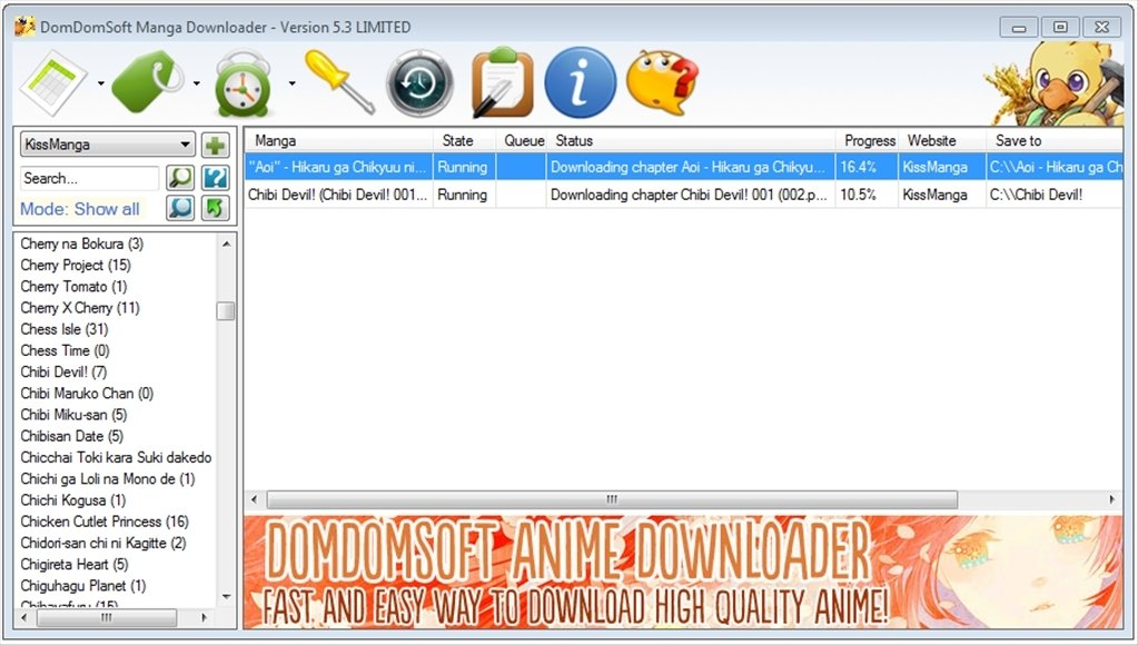 Manga Downloader 5.3