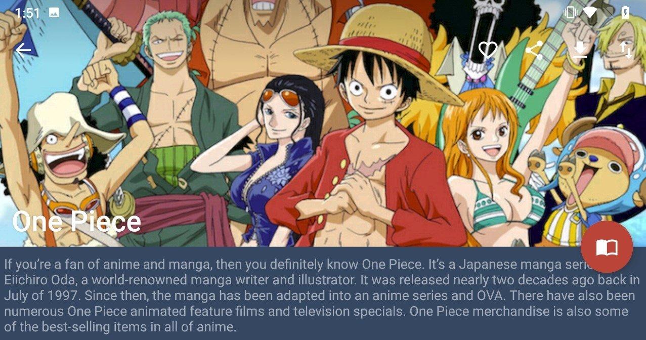 téléchargement manga