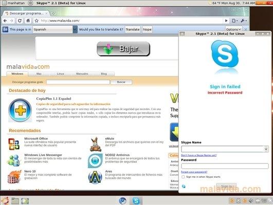 Manhattan OS Linux image 4
