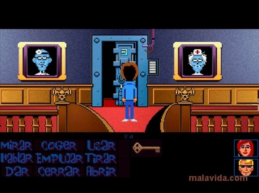 Maniac Mansion Deluxe image 7