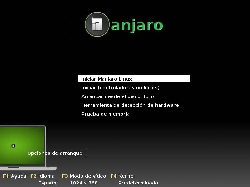 Manjaro Linux image 5