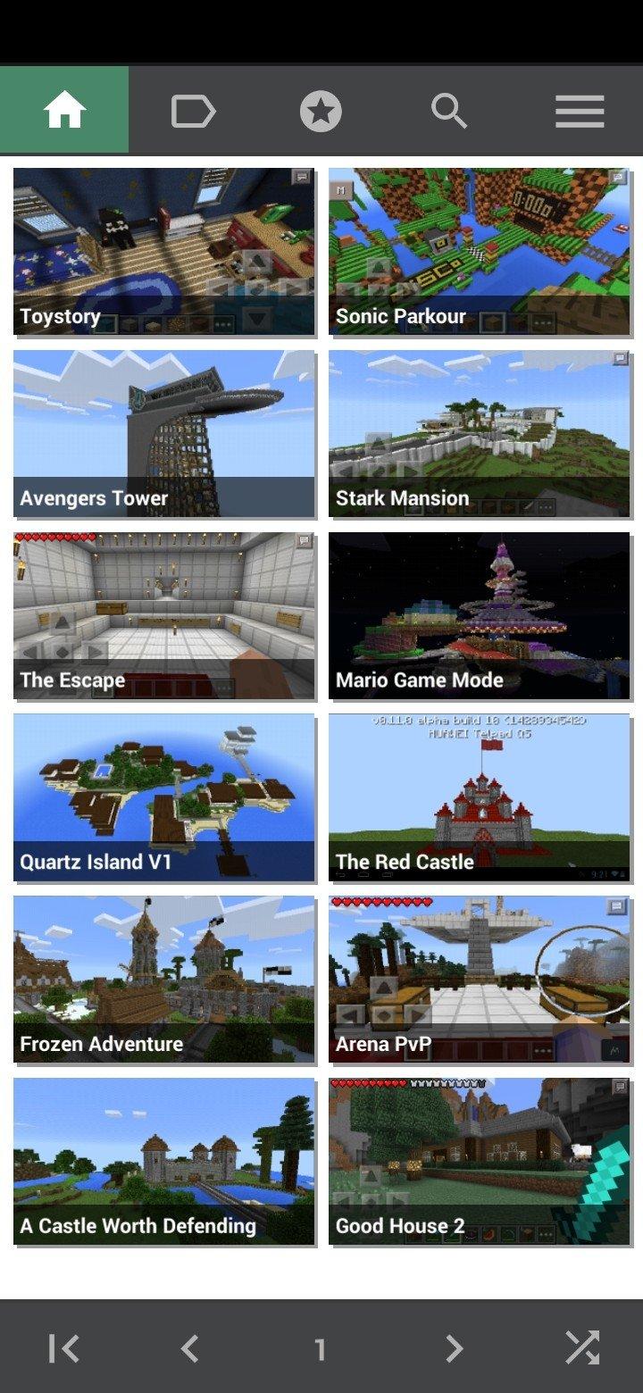 maps apk minecraft