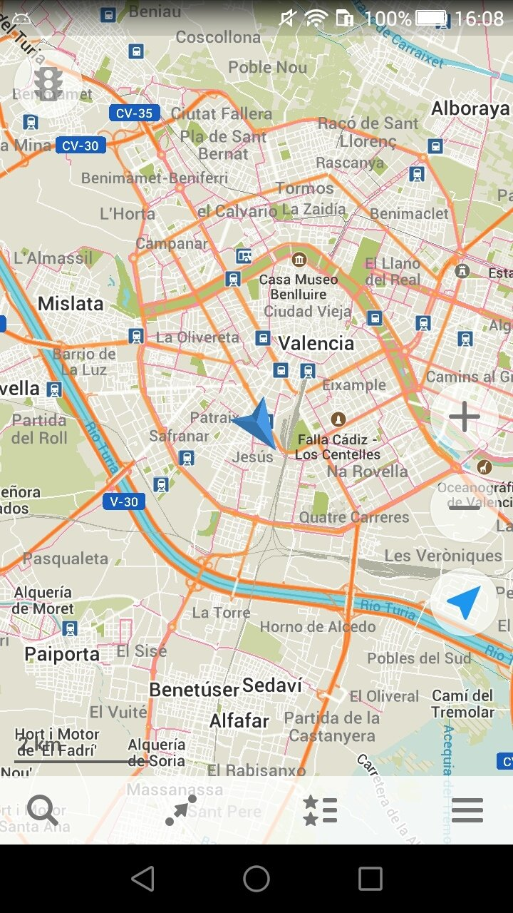 MAPS.ME Android image 6