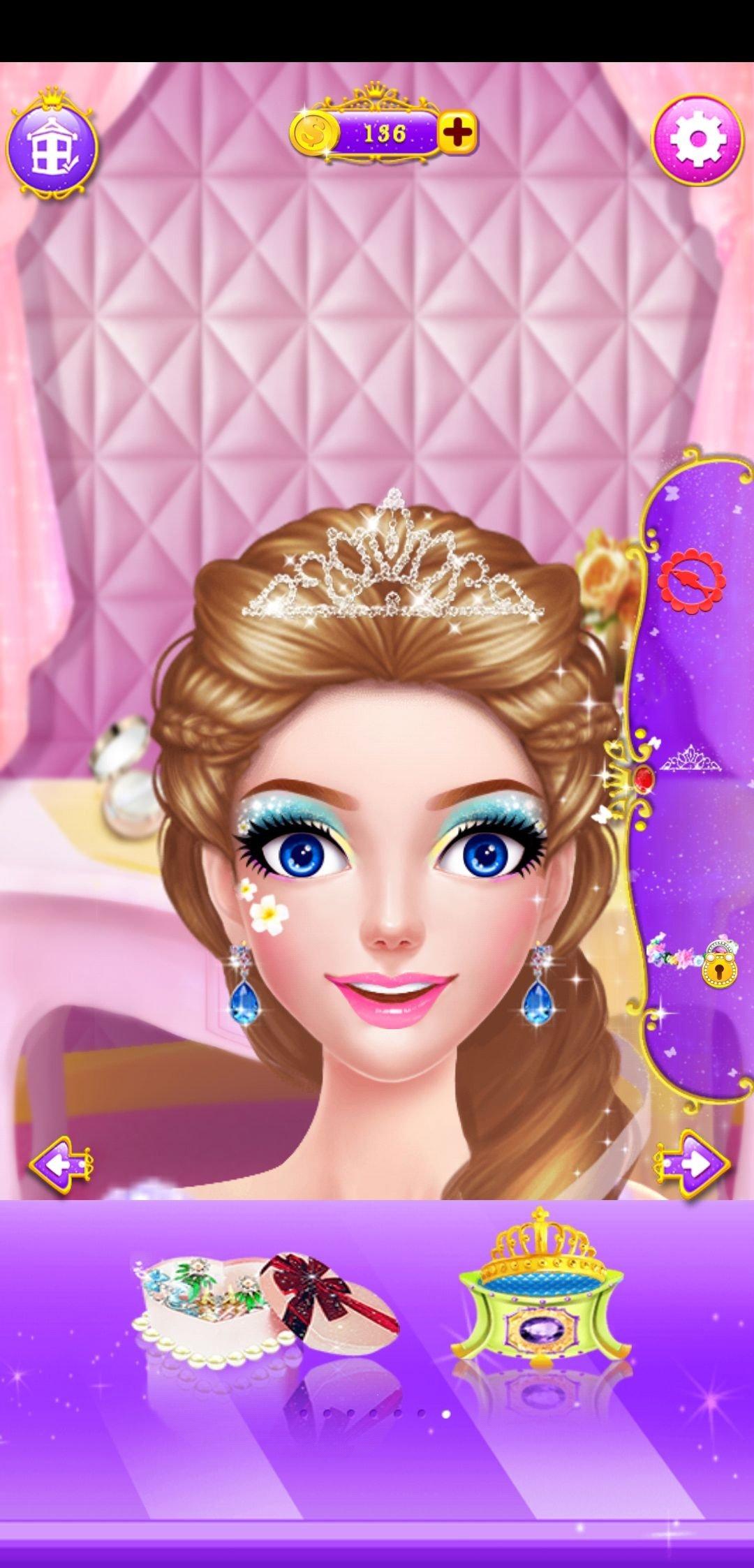 Maquillaje Princesa 3 5 5009 Descargar Para Android Apk Gratis