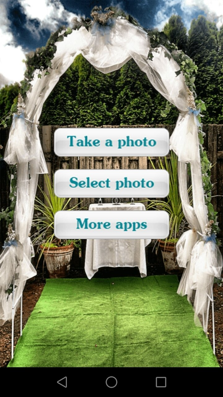 Wedding Photo Frames Android image 6