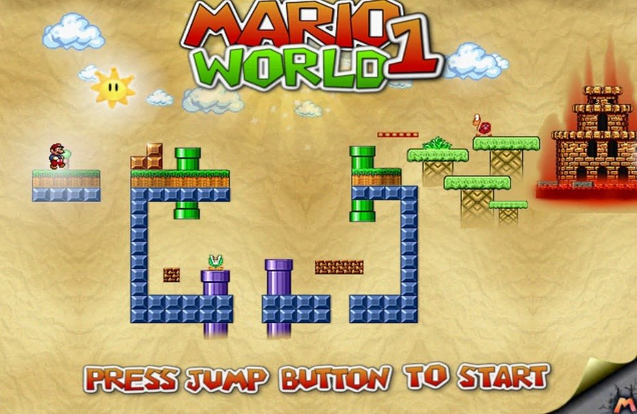 Mario Forever Download For Mac