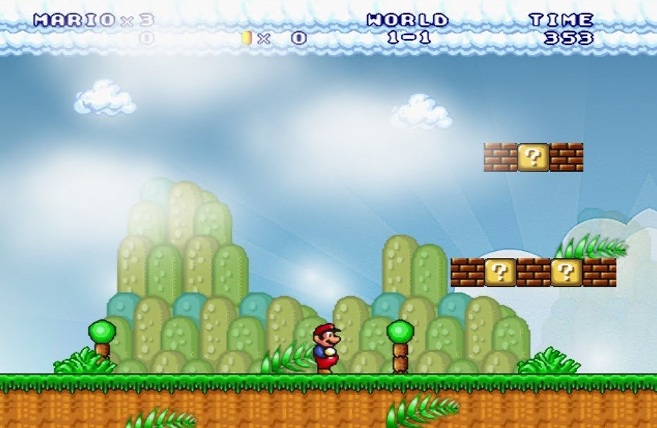 www.softendo.com mario forever flash download
