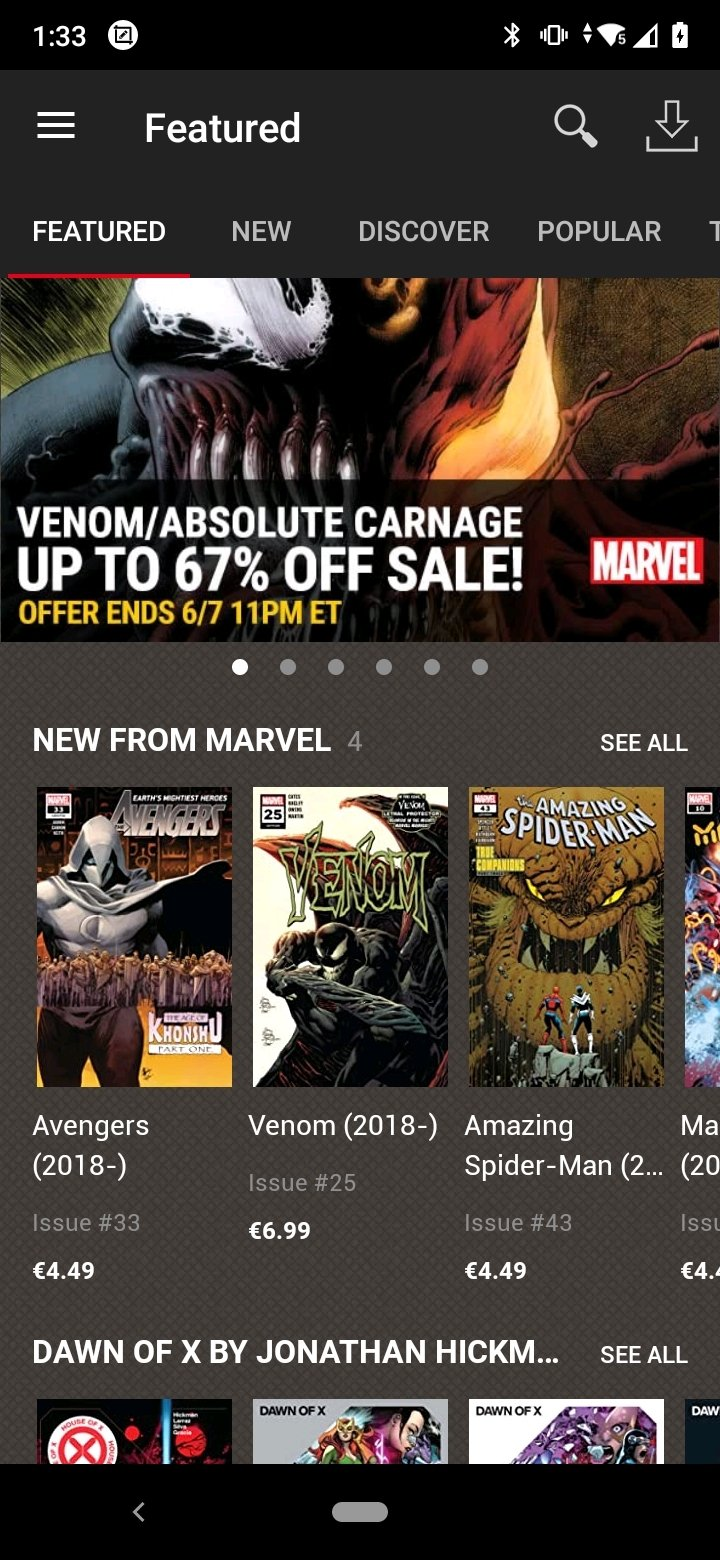 Marvel Comics Android image 5