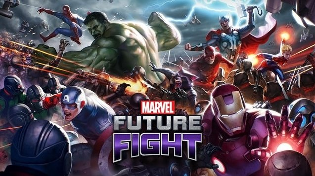 MARVEL Future Fight iPhone image 5
