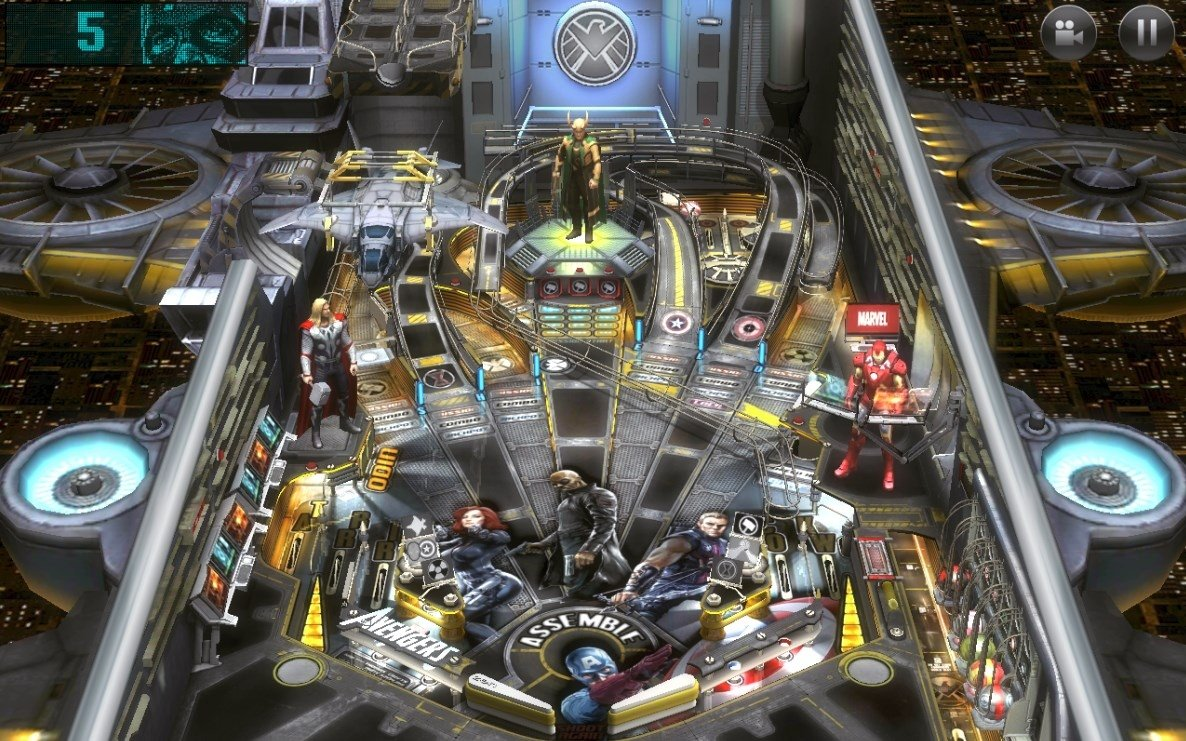 Marvel Pinball Android image 5