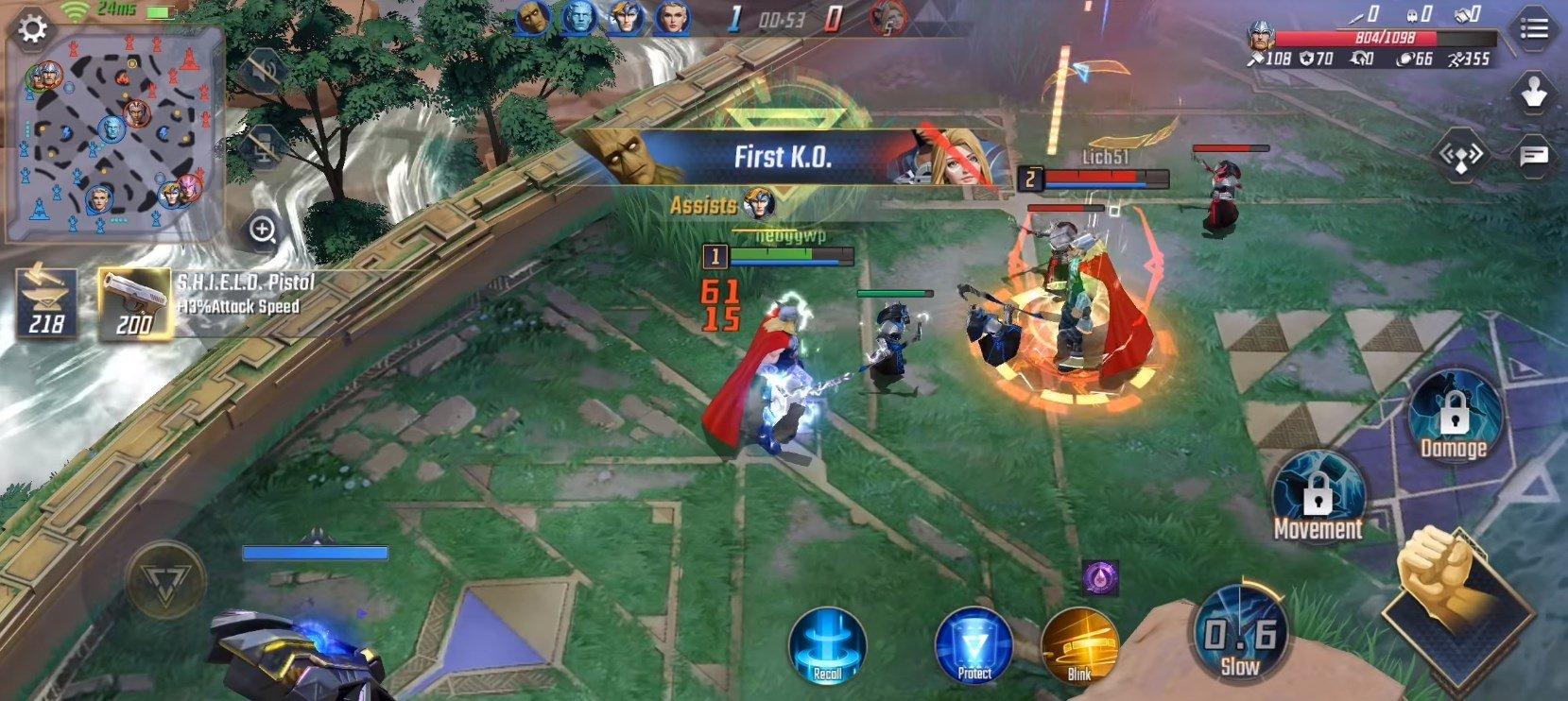 MARVEL Super War 1 60 - Download for Android APK Free