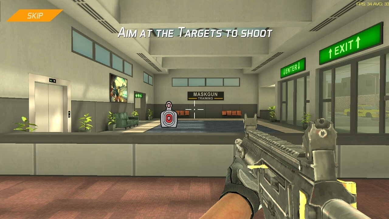 gta sa first person shooter mod android