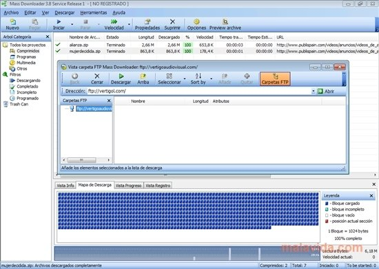 Mass Downloader 3 9 854 - Download for PC Free