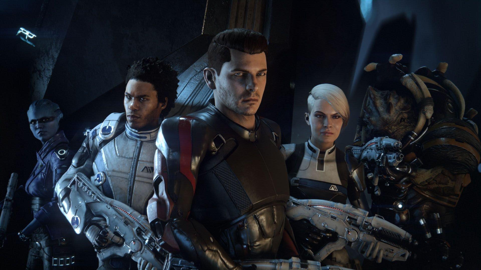 Mass Effect: Andromeda image 8