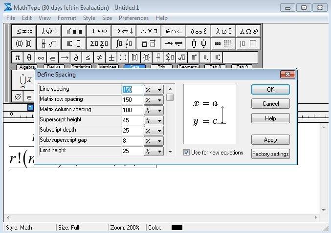 Mathtype rus скачать бесплатно для windows 7
