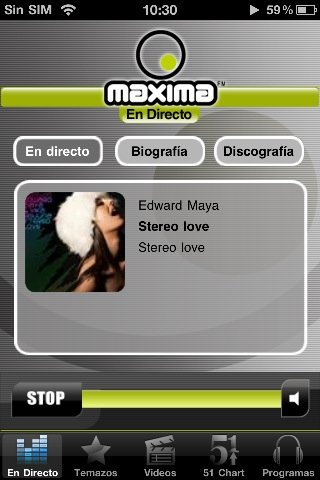 Maxima FM iPhone image 4
