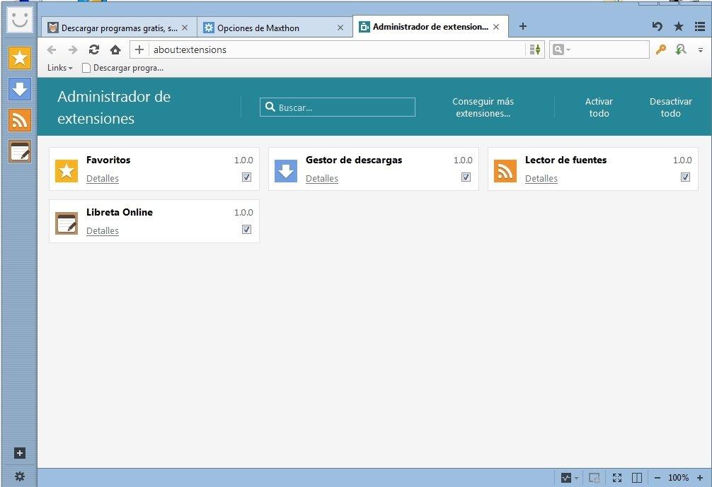 maxthon 3 2012 gratuit