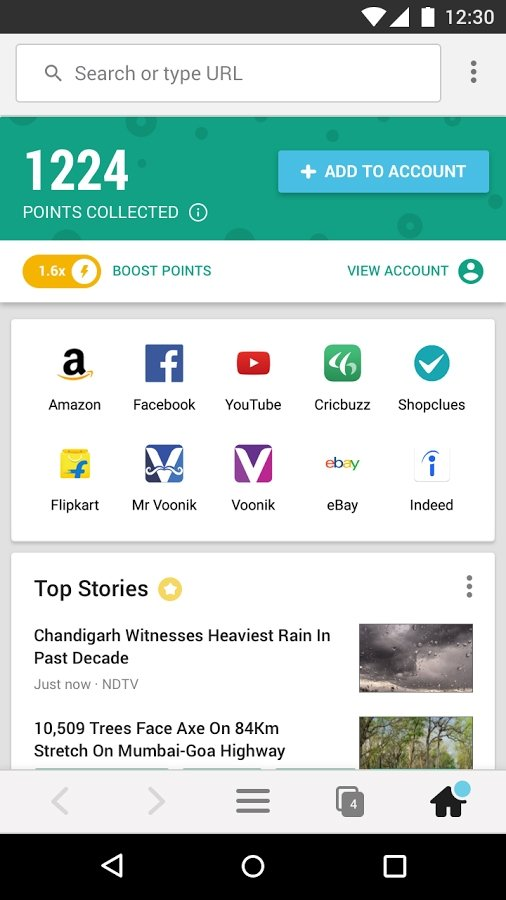 mCent Browser 0 13 - Download for Android APK Free