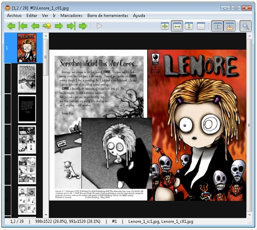 MComix 1 2 1 - Download for PC Free