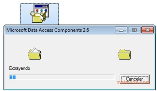 Microsoft Data Access Components (MDAC) Windows Vista 32-BIT
