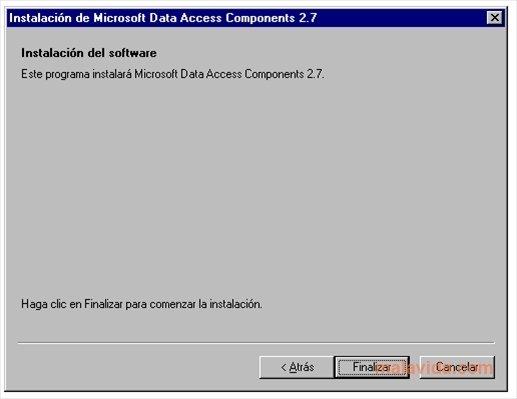 MDAC 2.7 SP1 image 2