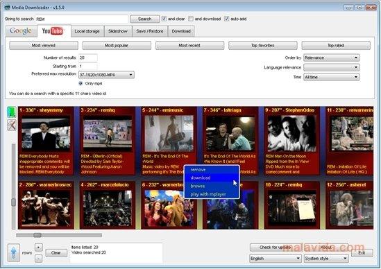 Media Downloader image 4