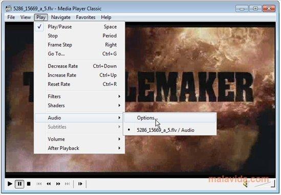 Download Gratis Media Player Classic