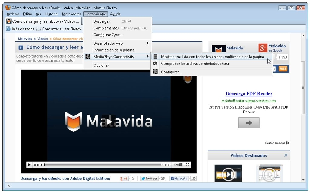 MediaPlayerConnectivity 0 9 4 - Download for PC Free
