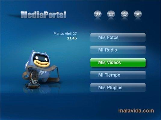 MediaPortal 1.5.0