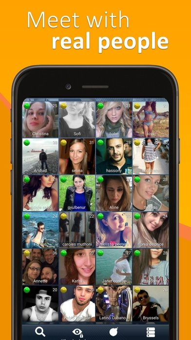 Meet24 iPhone image 5