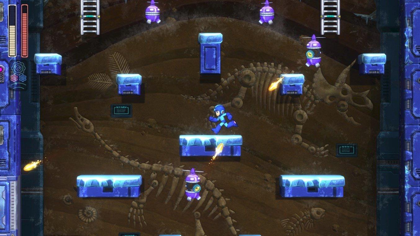Mega Man 11 - Download for PC Free