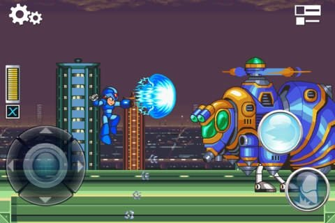 Mega Man X iPhone image 5